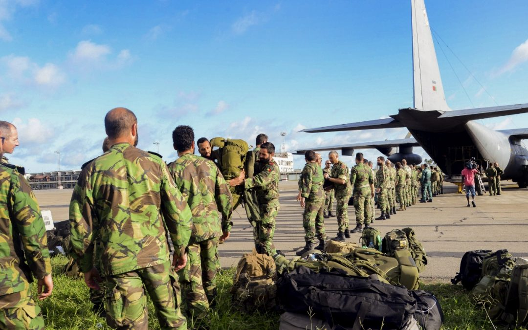 Portugal Sending Troops to Mozambique - Photo The Portugal News
