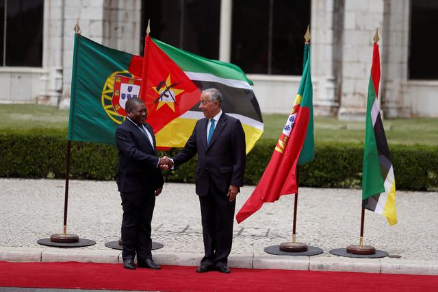 Portugal to Help Mozambique Train Troops - Photo Reuters
