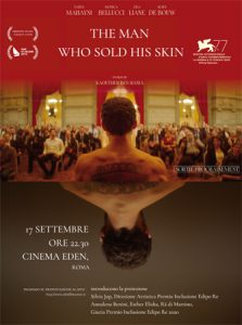 Poster of The Man Who Sold His Skin - Photo The Daily Times