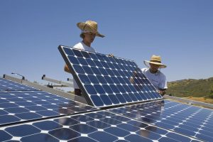 Powering Egypt's future with Solar Panels - Photo Vox
