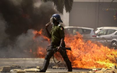 Senegal: One Killed in Street Protests