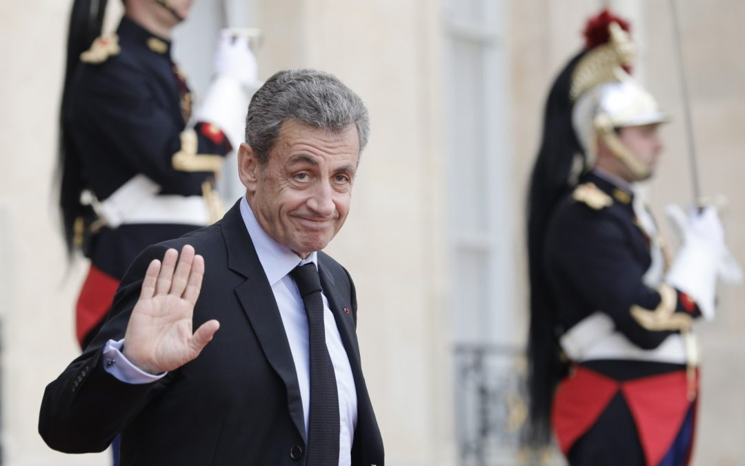 Sarkozy Gets Two Years in Prison - Photo The San Diego Union-Tribune