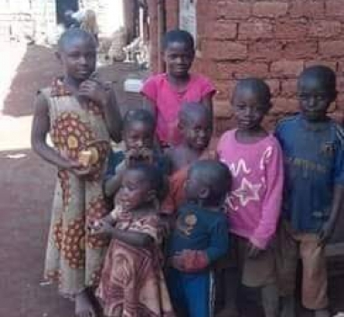 Some of the Children Slaughtered in Ngarbuh on 14 February 2020