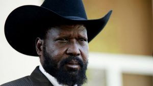 South Sudan's Salva Kiir - Photo Mail & Guardian