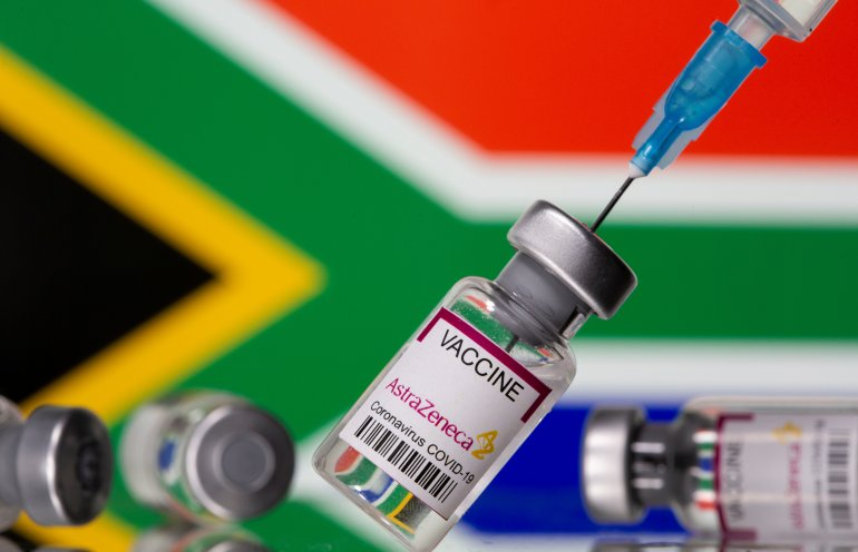 South Africa: Oxford-AstraZeneca Vaccines Sold