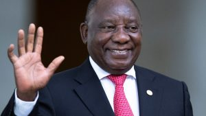 South African President Cyril Ramaphosa - Photo Council on Foreign Policy