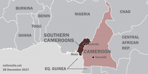 Southern Cameroons - Source Nationalia