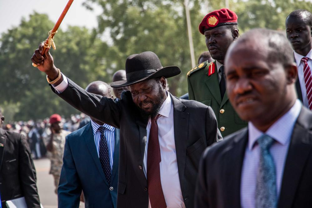 State House Denies Kiir is Not Well - Photo PML Daily