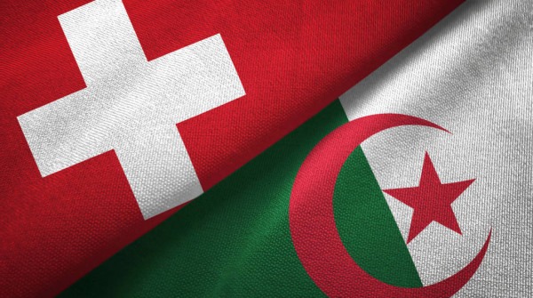 Strengthening Algerian-Swiss Cooperation - Photo Everypixel