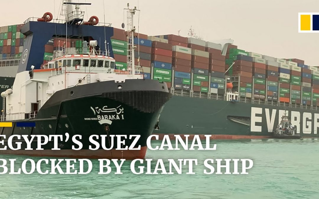 Egypt: Suez Canal Blockade Holding-up $400m in Goods an Hour
