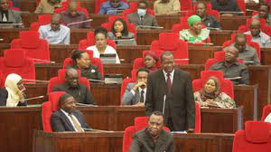 Tanzanian Parliament Approves Mpango as Vice President - Photo The East African