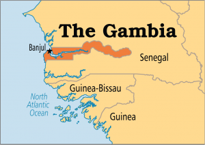 The Gambia - Source Cocorioko