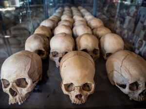 The Memory of the One Million Rwandese Slaughtered in the Genocide - Photo France24