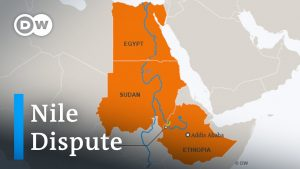 The Nile Dispute - Source Deutsche Welle
