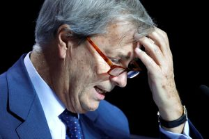 Vincent Bollore's Headaches May Just be Starting - Photo Charles Platiau, Reuters