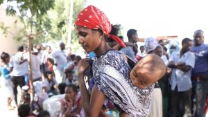 Tigrayan Refugees in a Camp in Sudan - Photo Ruptly
