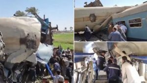 Train Wreck after Accident in Which 32 were Killed and 90 Injured - Photo LatestLY