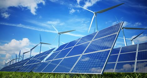 Only Getting Started on Tapping Wind and Solar Power - Construction Review Online