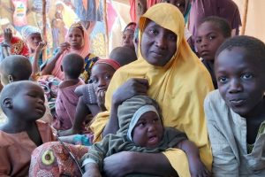 Women and Children Among the Worst-Hit Victims - Photo ReliefWeb