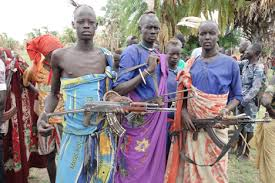 Youth Warriors Lead Communal Clashes - Photo Gurtong Trust