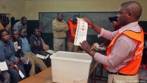Zambian Opposition Alleges the Purging of Voters - Photo Deutsche Welle