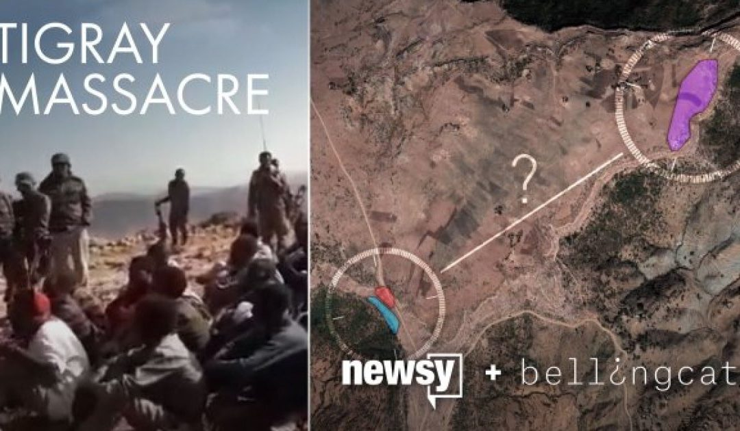 BBC Investigative Journalists Shed Light on Tigray Massacre - Photo Denver7