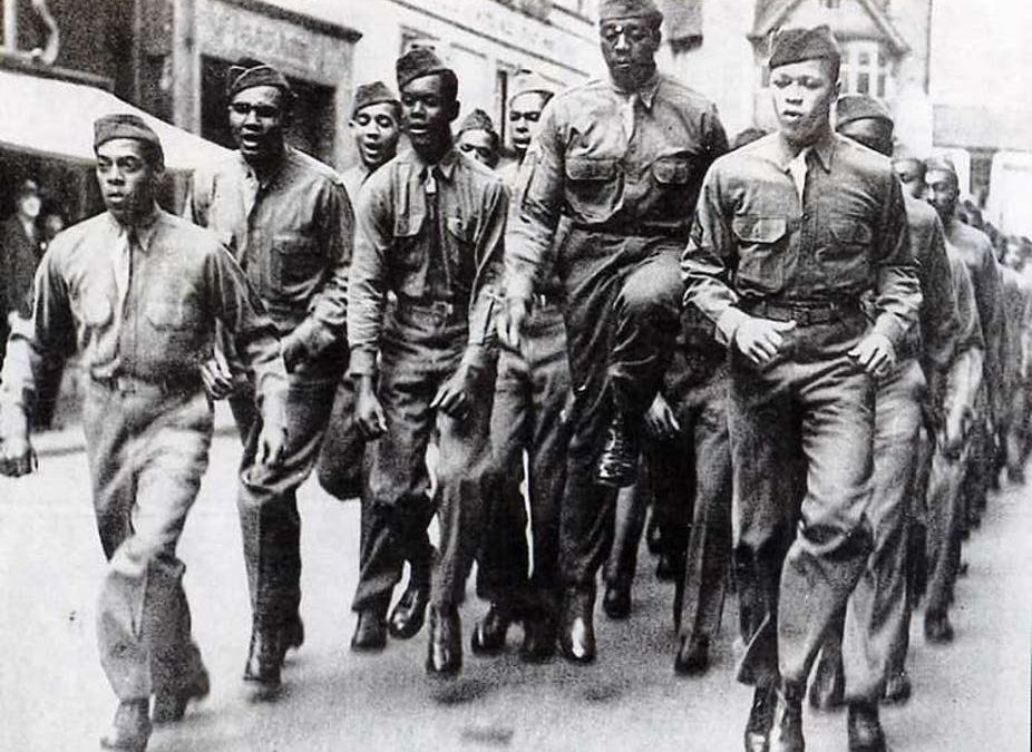 Black Soldiers Made Ultimate Sacrifices But Are Not Formally Remembered - Photo The Conversation