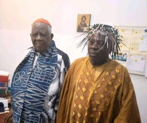 Cardinal Tumi Gets Chieftaincy Title - Photo Africa Must Change