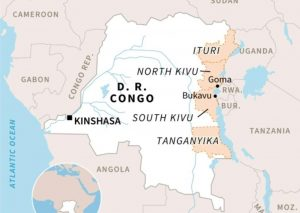 DR Congo - Acute Hunger Most Widespread Where Conflict is Most Violent