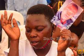 Demanding the Release of Uganda's Missing - Photo The Daily Monitor