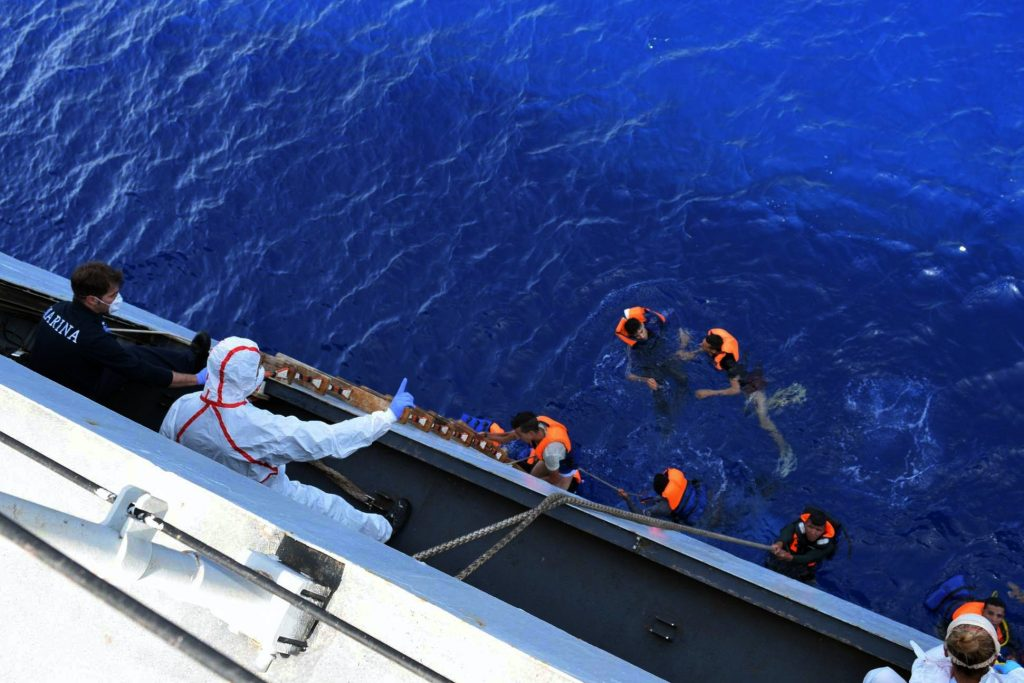 European Countries Won't Perform Search and Rescue Operations Off the Coast of Libya - The Intercept