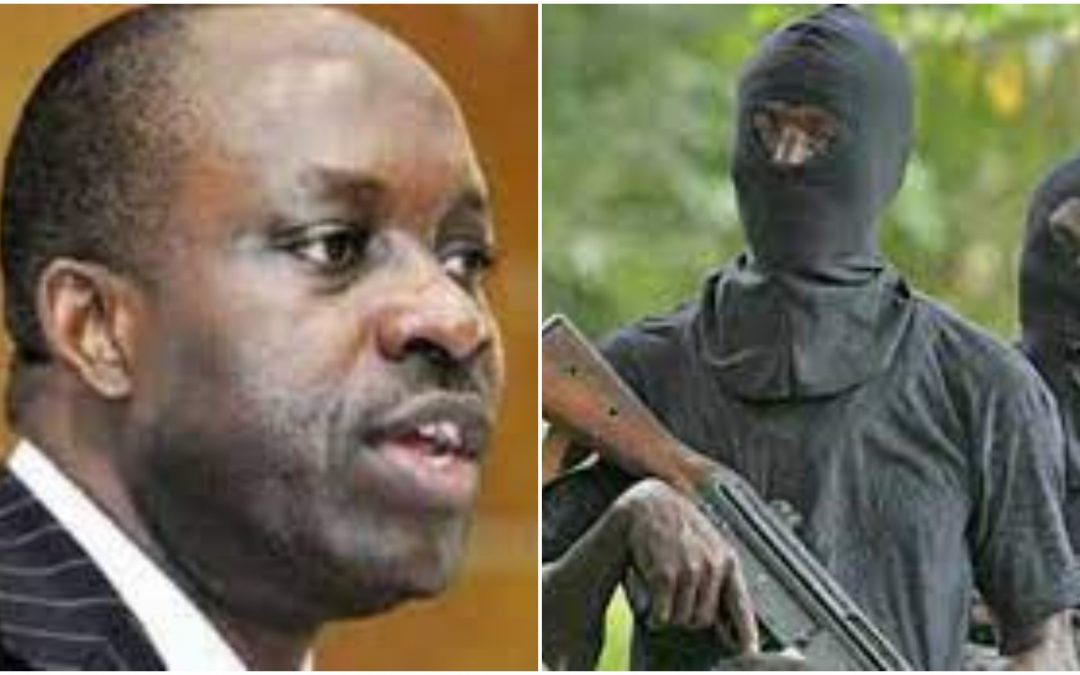 Ex-Governor Targeted for Assassination by Unidentified Gunmen - Photo Collage Lagos City Reporters
