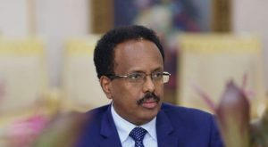 Farmaajo Closer to Winning Extended Term - Photo The Citizen
