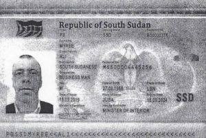 Fugitive Reinvented an ID as a Business Tycoon - Photo RadioTamazuj