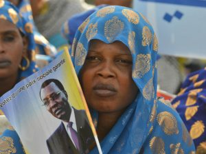 Idriss Deby Killed in Clashes with Rebels - Photo France24