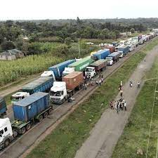 Insecurity Leaves Truckers Stranded - Photo Daily Monitor
