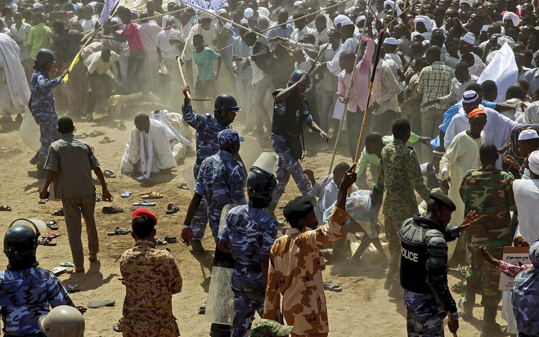 Intercommunal Violence - Photo The African Center for the Construction Resolution of Conflicts
