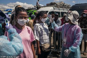 Madagascar Wasted Time on a Miracle Cure - Photo Daily Mail