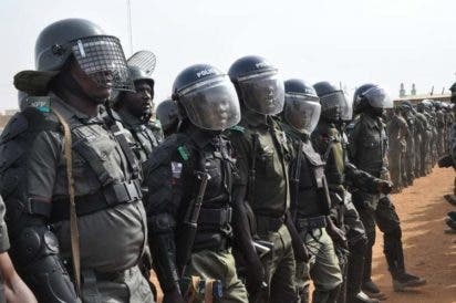 Nigerian Police and Army Officers Among the Victims - Photo Vanguard News