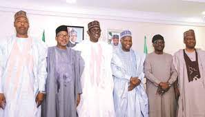 Northeastern Governors Form Joint Force to Fight Insecurity - Photo The Nation Newspaper