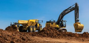 Other John Deere Equipment Coming to Africa - Photo African Mining