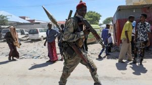 Political Deadlock Over Elections Leads to Clashes in Mogadishu - Photo BBC