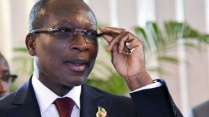 President of Benin Republic, Patrice Talon Running and Certain to Win - Photo BBC