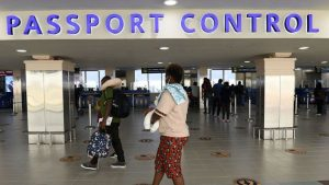 Seventeen African Countries Hit by UK Travel Ban - Photo BBC