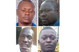 Some of the Many Ugandan Missing Detained - Photo The Daily Monitor