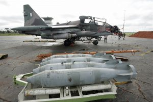 The French Ordereed A Retaliatory Raid Taking Out the Ivoirian Air Force - Photo RFI