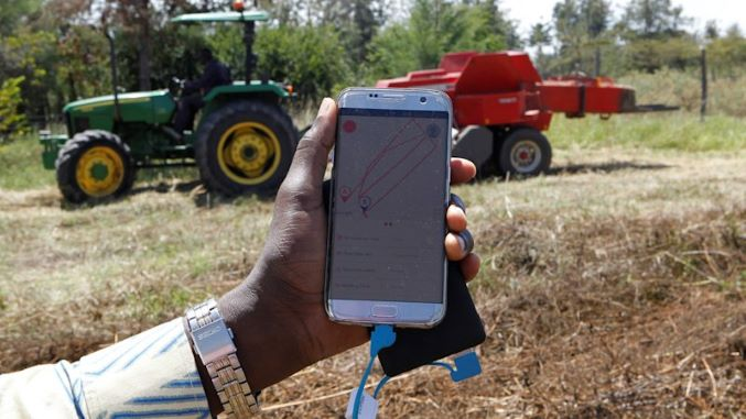 Tractor-Hailing Technology to Bring Uber Tractors to Africa - Photo Farmers Review Africa