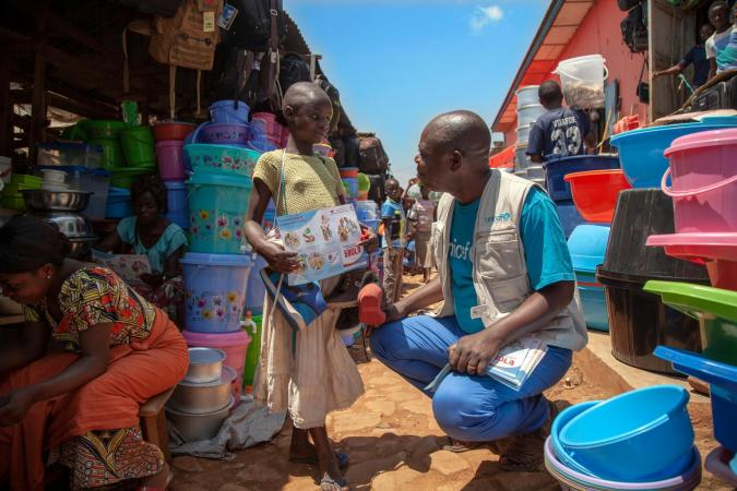 DR Congo: COVID-19 Vaccines Getting Redistributed
