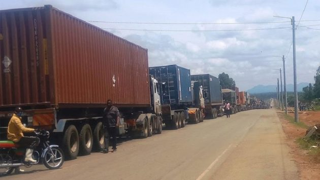 Union Calls on Kenyan Truckers to Avoid South Sudan - Photo Capital News