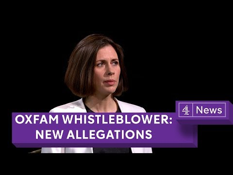 Whistleblower Allegations Slam Oxfam - Photo Aidnography